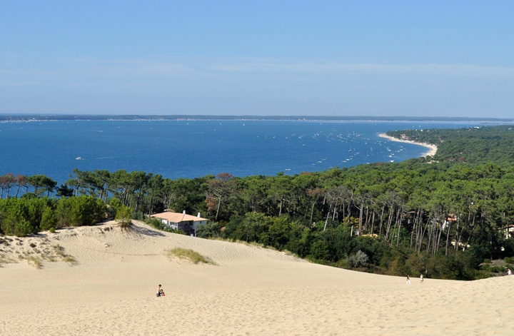 Dune du Pyla, the Côte D'Argent