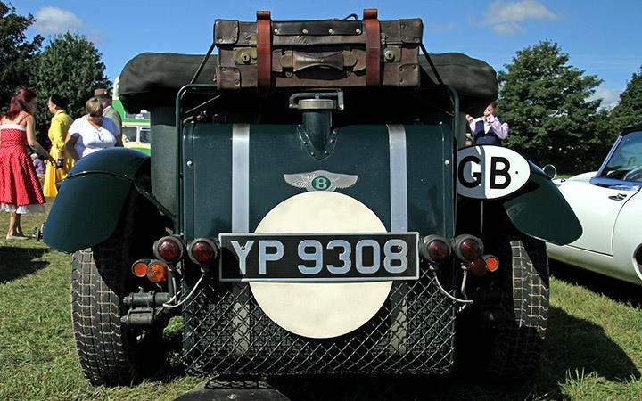 A guide to the Goodwood Revival vintage motor racing event