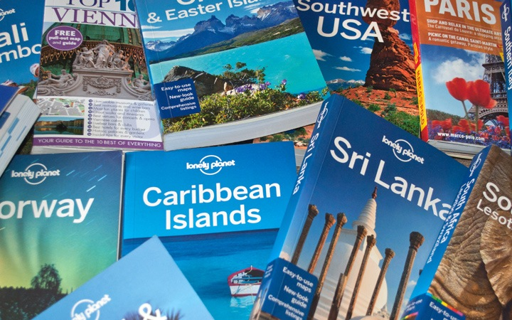 Best Travel Guidebooks Scotland
