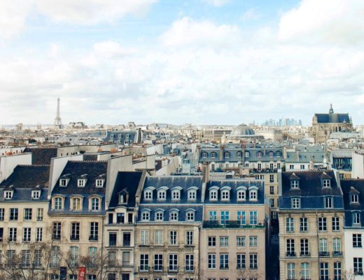 Where to find the best views of Paris from above