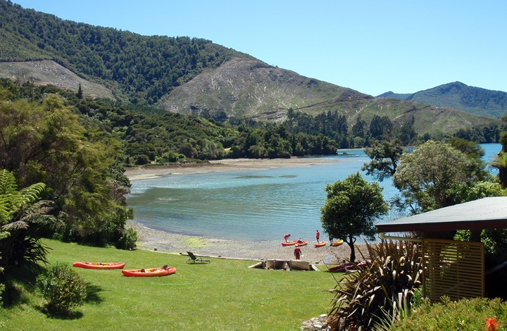 Hopewell in the Marlborough Sounds