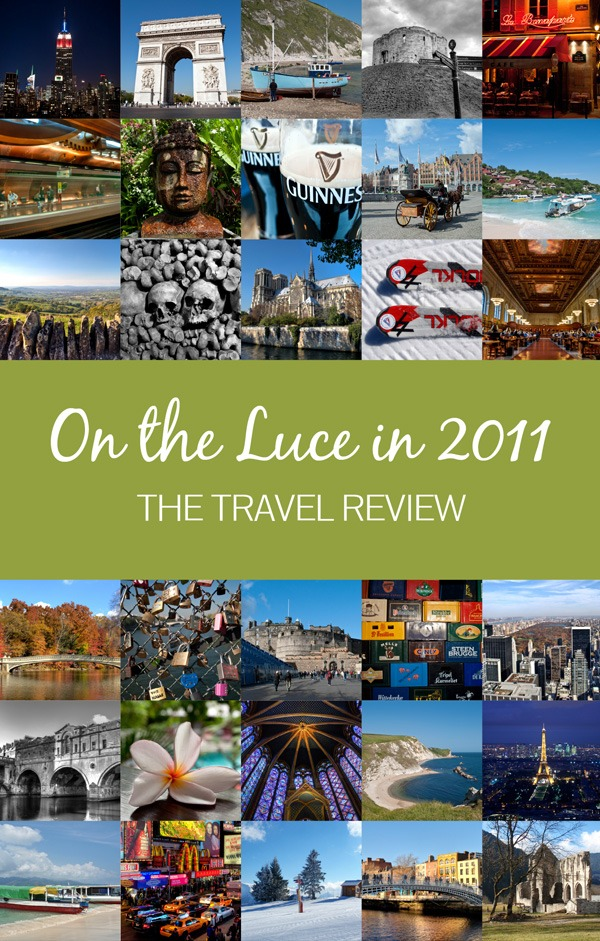 On the Luce in 2011 – The travel review