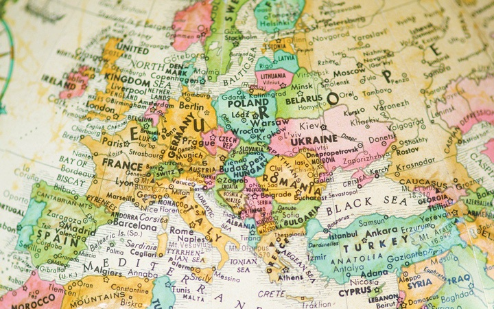 Travel plans for 2012