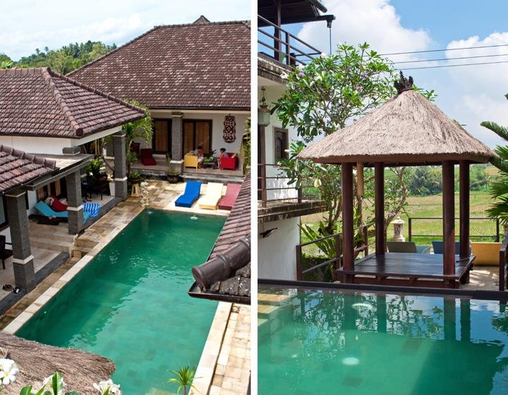 Balam Bali Villa pool