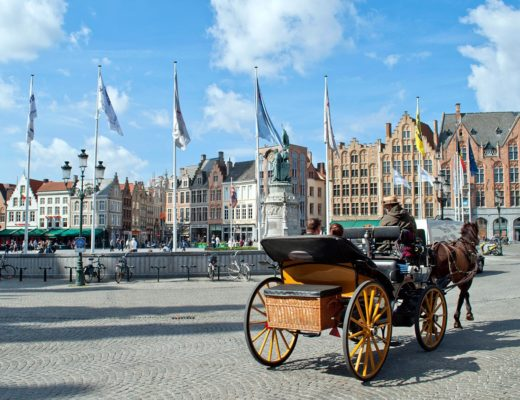 How to spend the perfect weekend in Bruges, Belgium