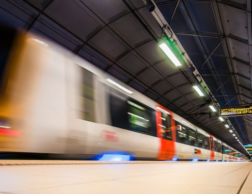Budget train travel in the UK