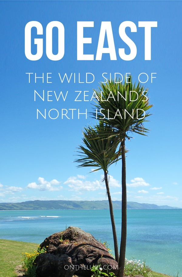 Go east: The wild side of New Zealand's North Island – On the Luce travel blog