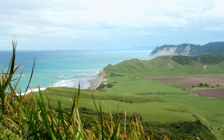 New Zealand's East Cape
