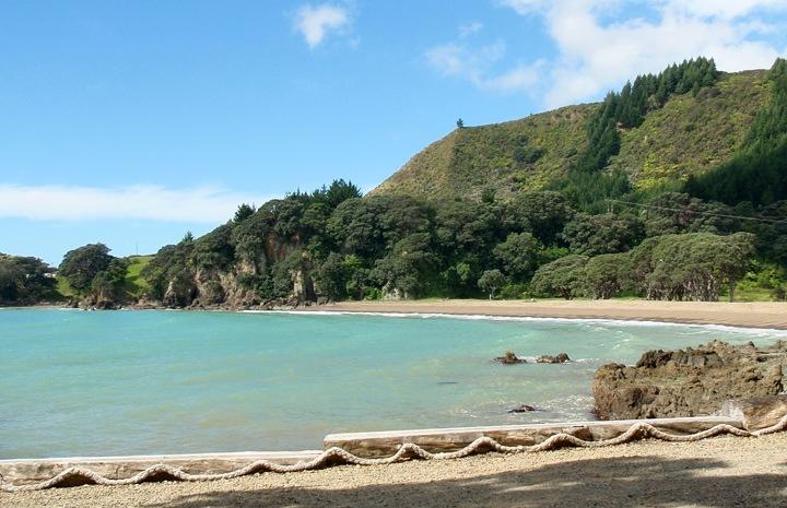 Maraehako Bay