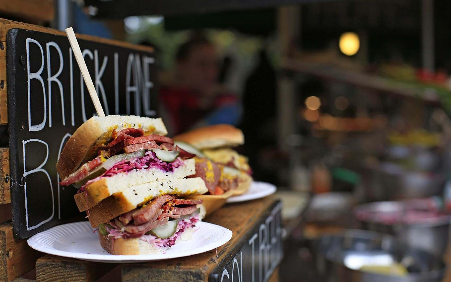 10 of the best London food tours and tastings