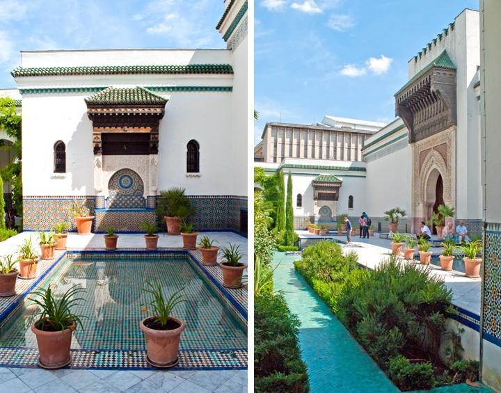 Mosque pools