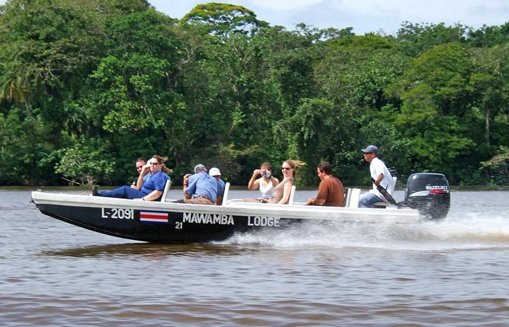Tortuguero National Park boat trip