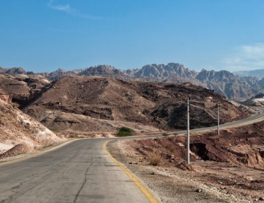 Driving the King's Highway in Jordan