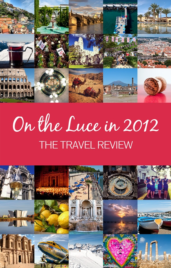 On the Luce in 2012 – The travel review