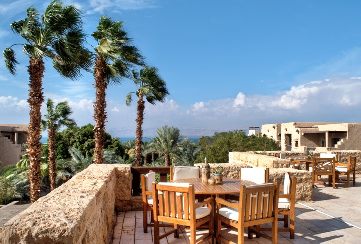The five star Movenpick Hotel and Spa Dead Sea, Jordan