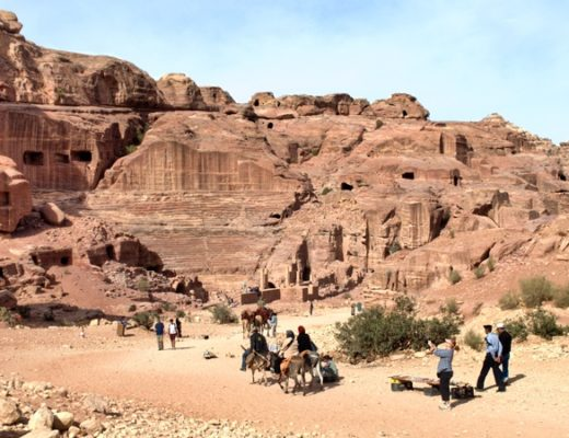 First-timers guide to Petra in Jordan