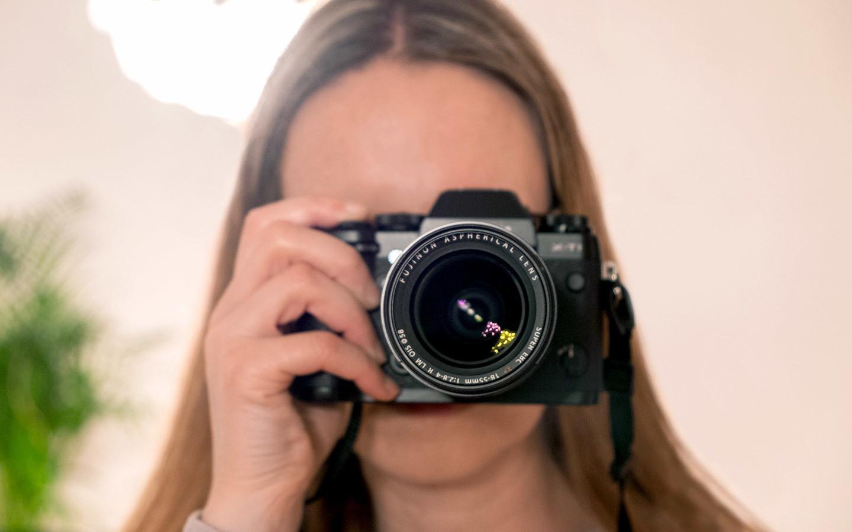 Fuji XT1 camera