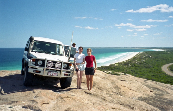 Exploring Cape Le Grand National Park, Western Australia
