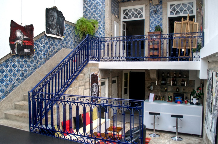 The Gallery Hostel, Porto