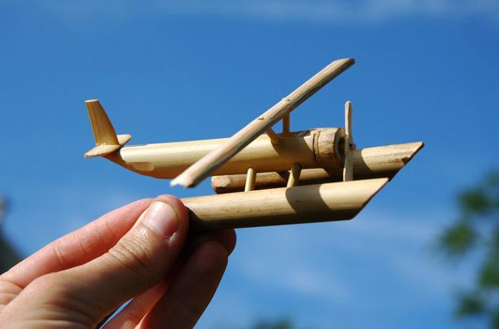 Model sea plane