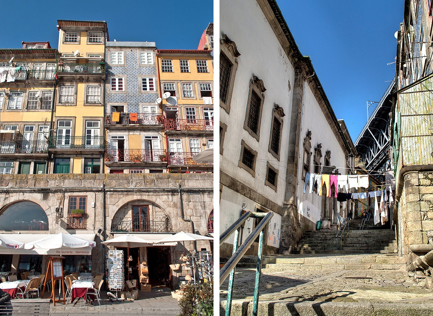 Porto's Ribeira historic district