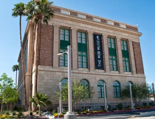 Mob Museum in Las Vegas Fremont Street