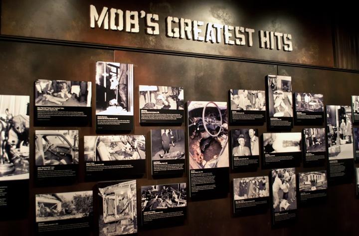 Mob Museum, Las Vegas, Nevada, Amerika Serikat