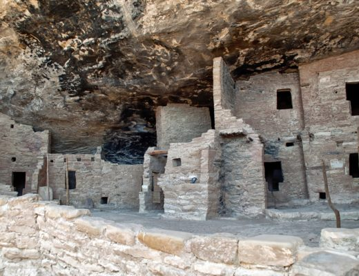 The mysteries of Mesa Verde National Park, Colorado