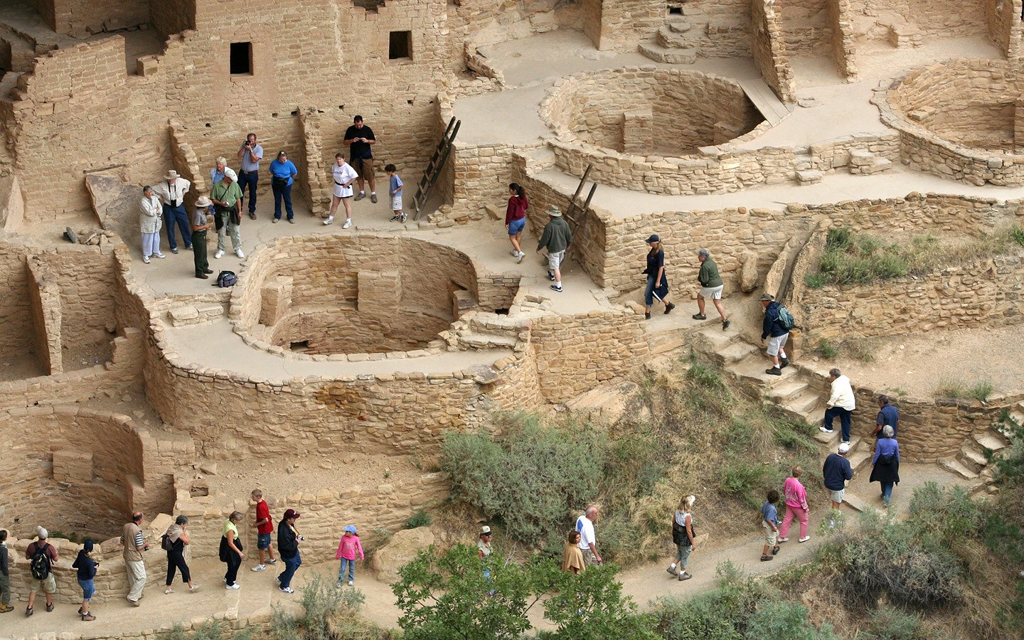 Tour of Mesa Verde National Park Colorado