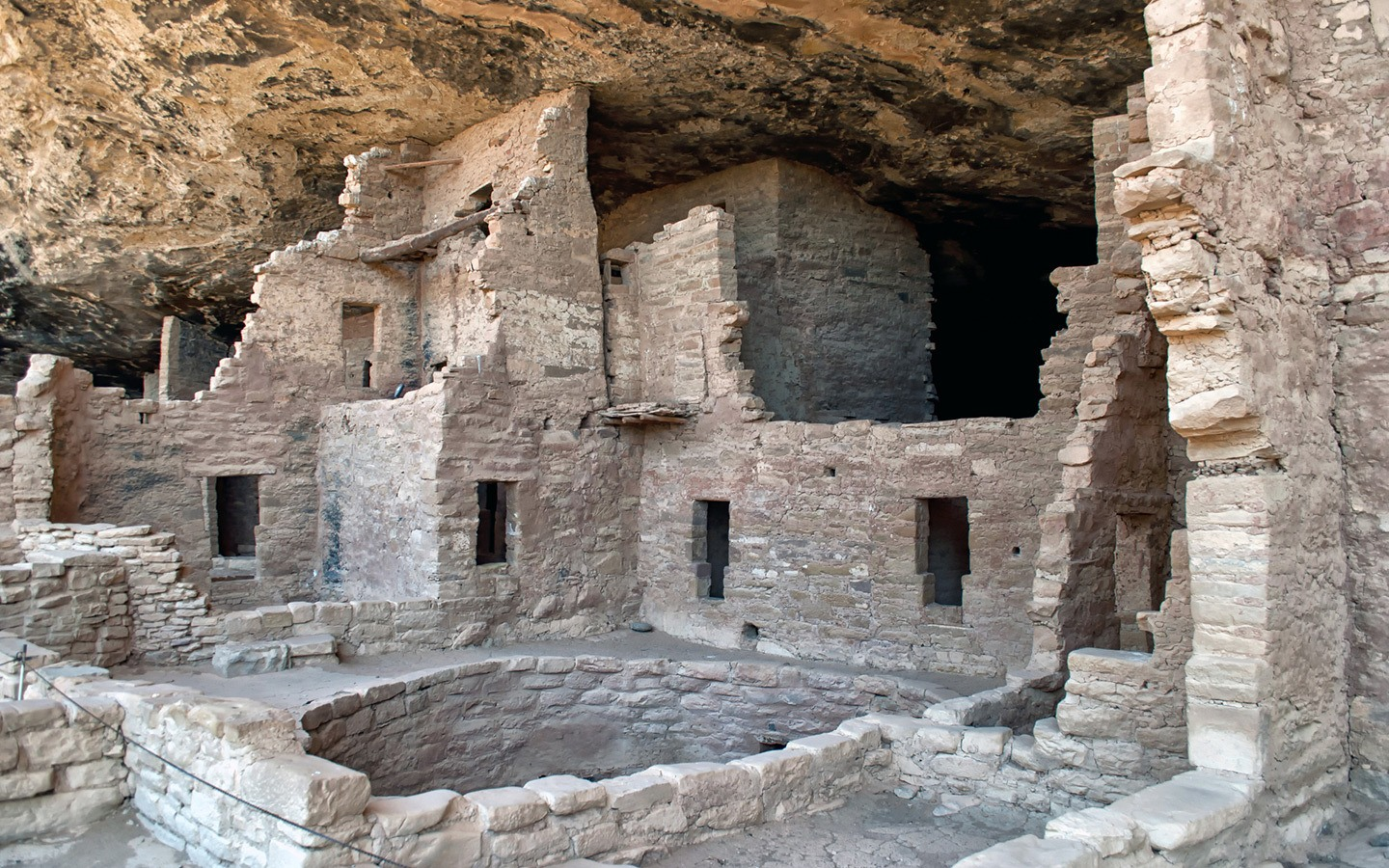 Spruce Tree House at Mesa Verde National Park, Colorado