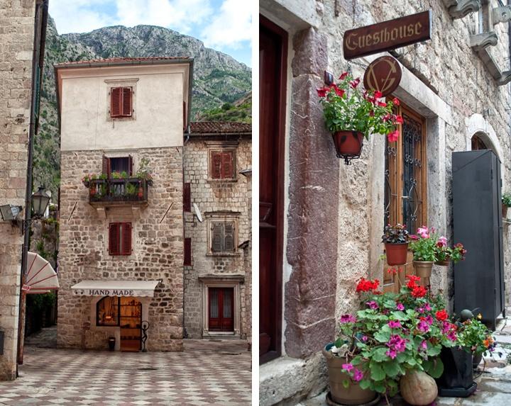 Kotor,Bay of Kotor, Montenegro