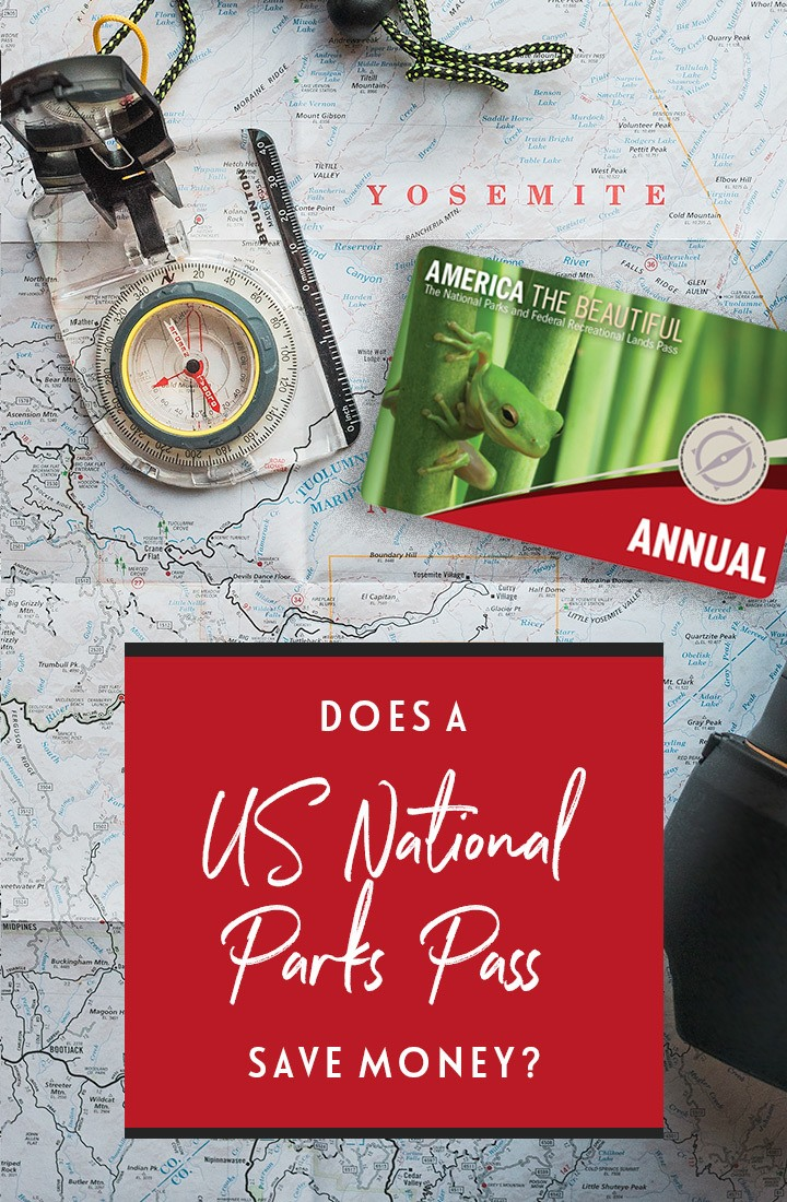 Will buying a US National Parks Service 'America the Beautiful' annual US National Parks Pass save you money on visiting parks in the USA? #USA #US #NationalPark #AmericatheBeautiful #NationalParksPass