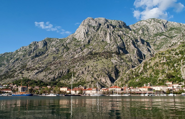 Kotor, Bay of Kotor, Montenegro