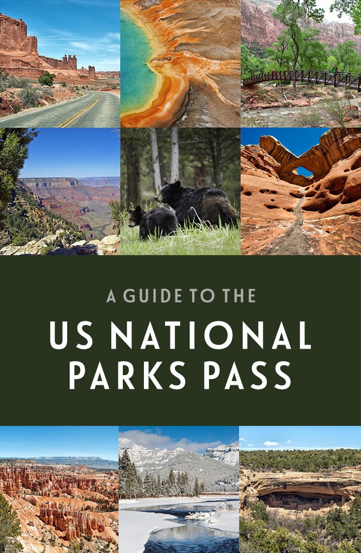 A guide to the America the Beautiful annual US National Parks Pass – what it covers, where to buy and does it save you money on visiting National Parks in the USA? #USA #US #NationalPark #AmericatheBeautiful #NationalParksPass