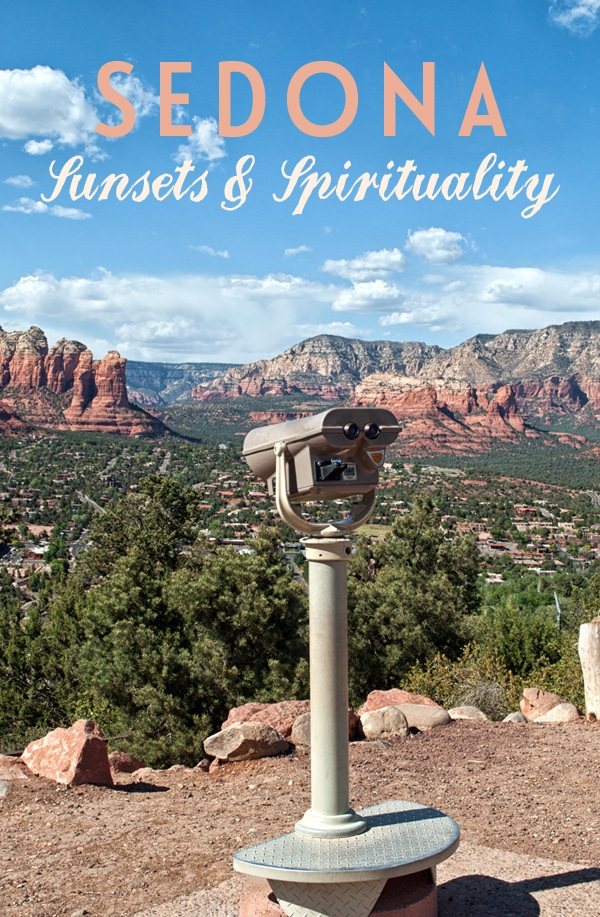 Sunsets and spirituality in Sedona – On the Luce travel blog