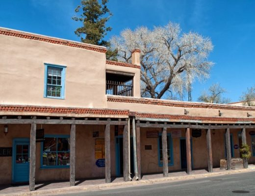 Santa Fe, New Mexico USA