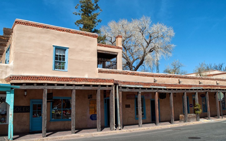 Santa Fe, New Mexico USA