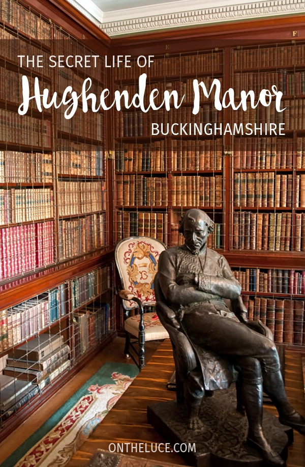 The secret life of Hughenden Manor – On the Luce travel blog