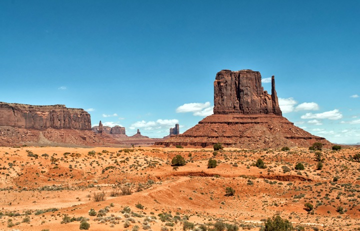 Monument Valley landscpaes