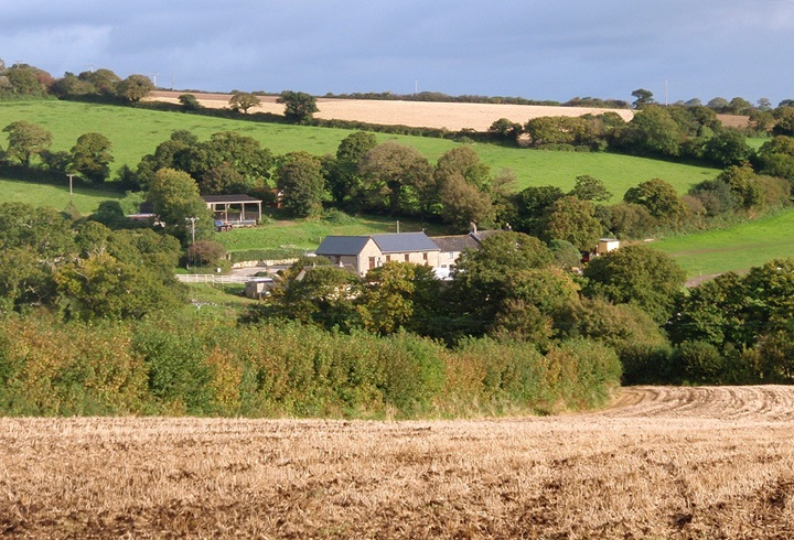Tredegna Farm, Cornwall