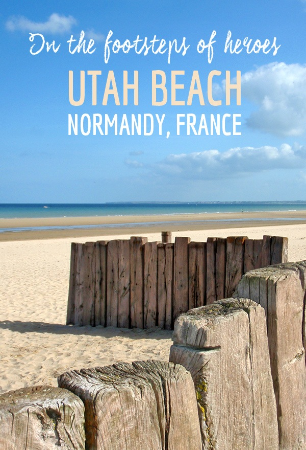 In the footsteps of heroes at Utah Beach in Normandy, France – On the Luce travel blog