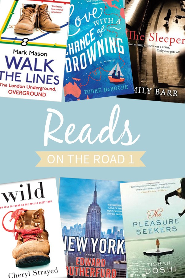 Travel book recommendations – inspiring and interesting travel-related books, taking you all the way from Cornwall to a sailing boat across the Pacific – ontheluce.com