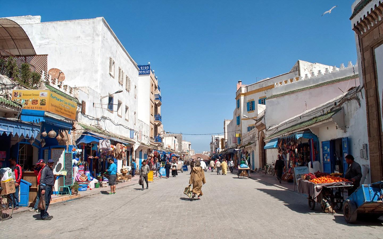 Essaouira medina, Morocco