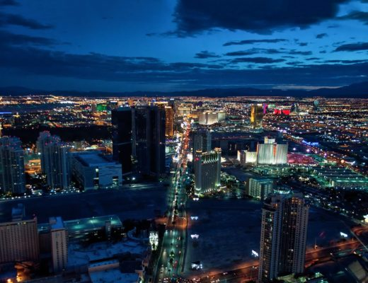 Visiting Las Vegas on a budget