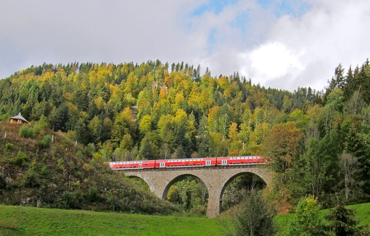 Black Forest Railway, Germany
