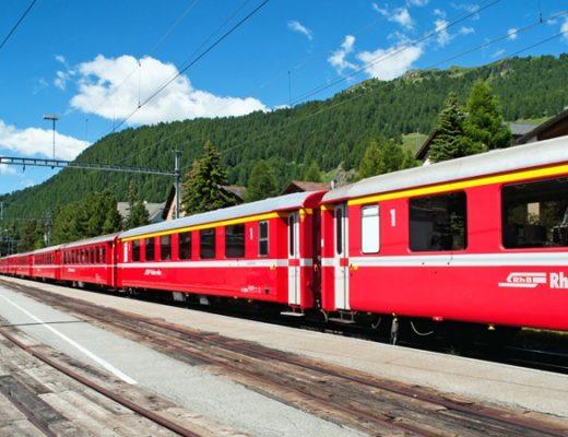 European rail journey wish list