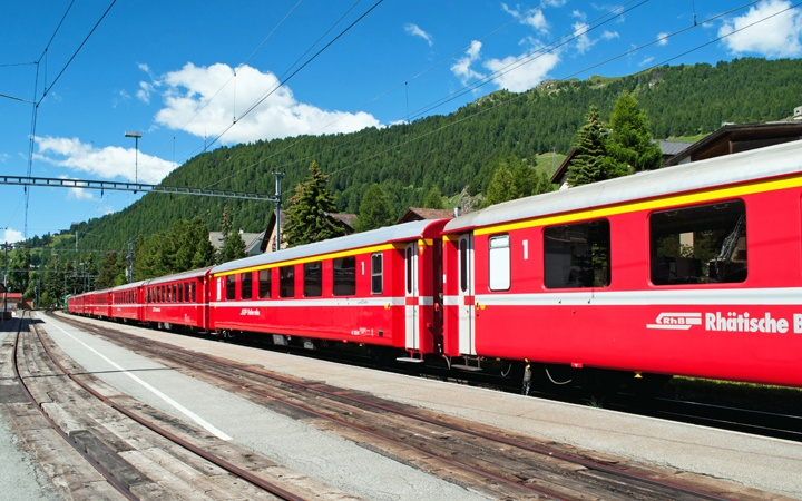 European rail journey wish list