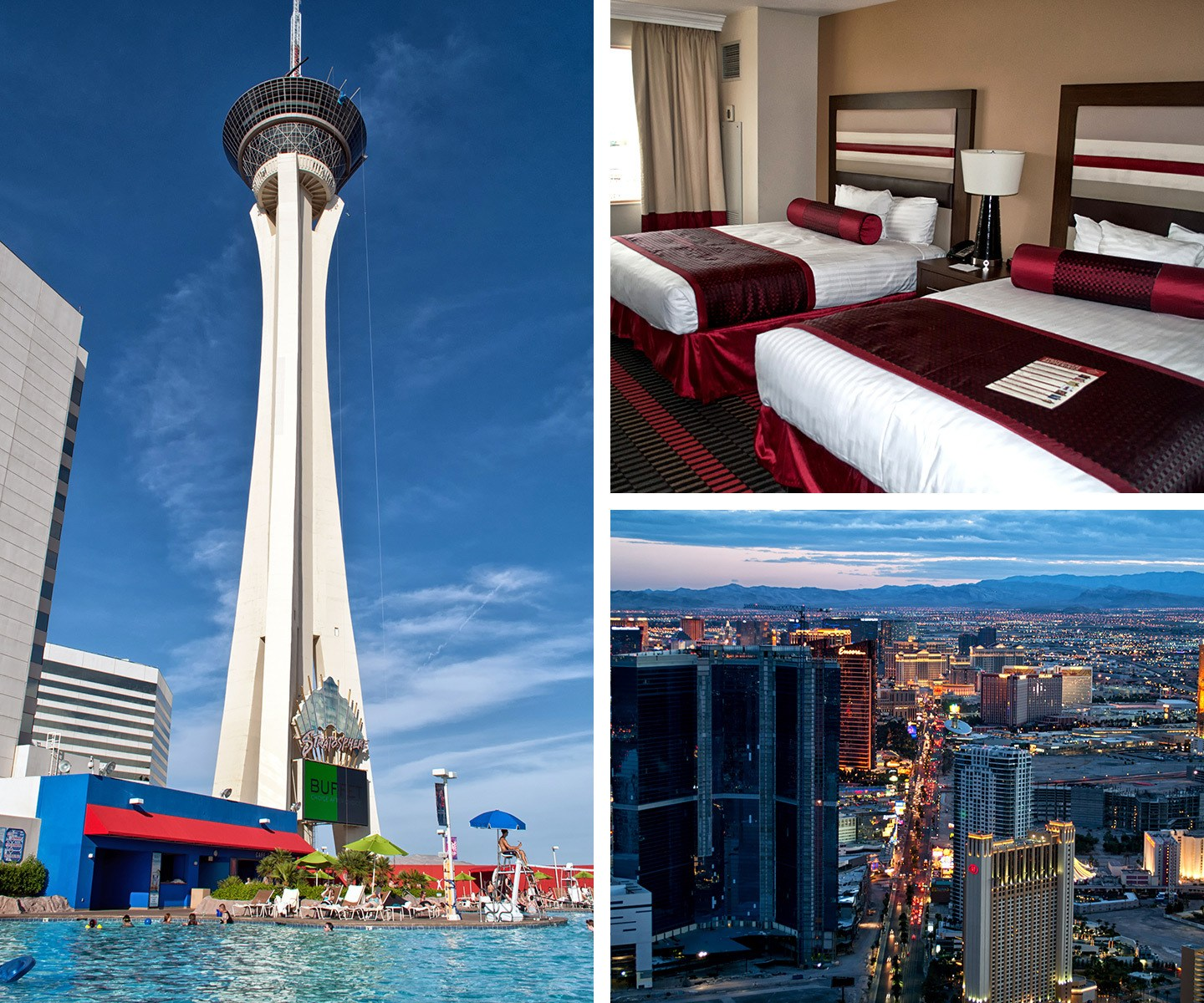 Where To Stay On The Las Vegas Strip Whatever Your