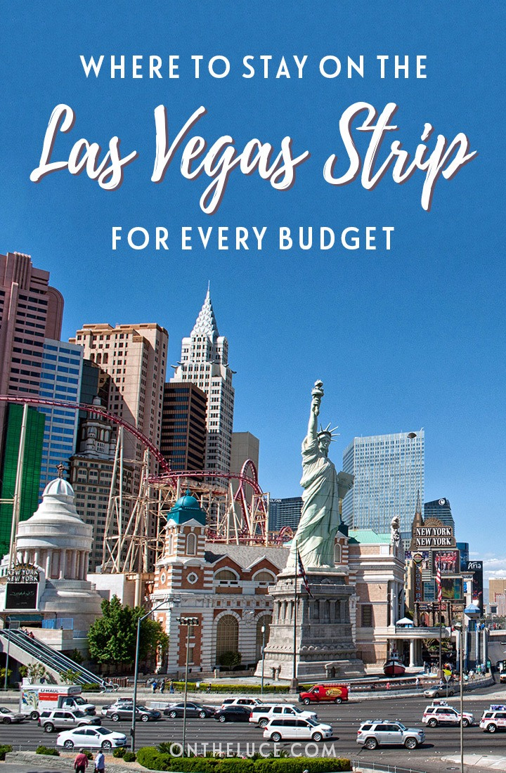 Where to stay on the Las Vegas Strip – the best hotels from budget to luxury, with tips for finding the best places to stay in Las Vegas | Where to stay in Las Vegas | Best Las Vegas hotels | Hotels on the Las Vegas Strip | Las Vegas accommodation | Las Vegas Nevada