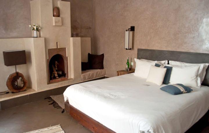 Room at Riad Dar Maya, Essaouira, Morocco